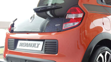 Renault Twingo GT - Goodwood rear