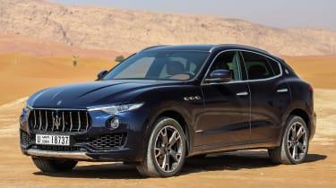 Maserati Levante - front static