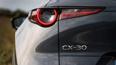 Mazda CX-30 - rear lights