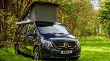 Mercedes V-Class Marco Polo - static