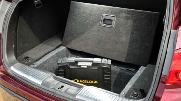 Honda Accord Tourer boot