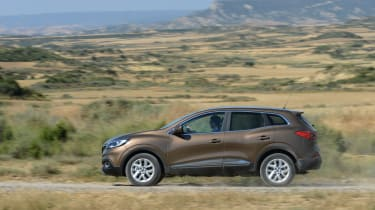 Renault Kadjar sideview