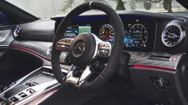 Mercedes-AMG GT 4-Door Coupe wheel