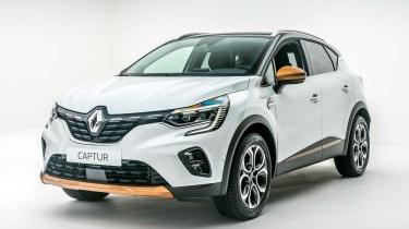 Renault Captur - front studio