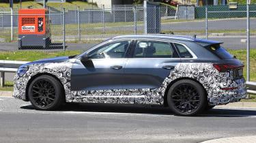 Audi e-tron S - spyshot 11
