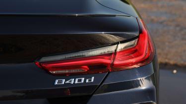BMW 8 Series - 840d badge