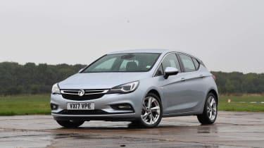 Vauxhall Astra - Front Still
