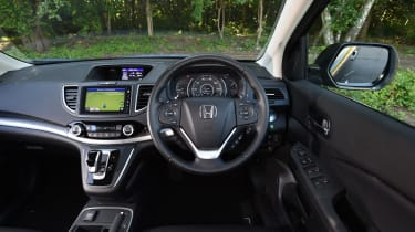 Honda CR-V Black Edition 2016 - interior