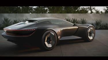 Audi skysphere concept - rear