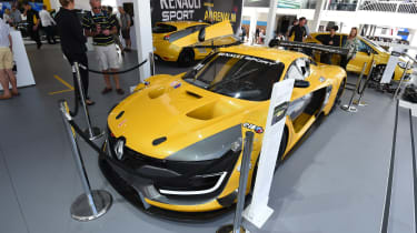 Renaultsport at Goodwood
