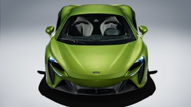 McLaren Artura - studio full front