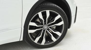 Volkswagen Tiguan 2016 - wheels