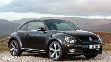 Used Volkswagen Beetle - front