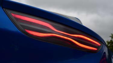 Alpine A110 - rear light