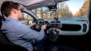 Fiat Panda Mild Hybrid - James Howe