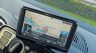 Volkswagen Move up! sat-nav