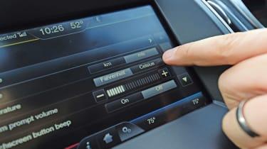 Ford S-MAX long-term - fourth report infotainment