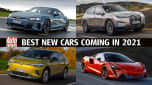 Best cars coming in 2021 - header