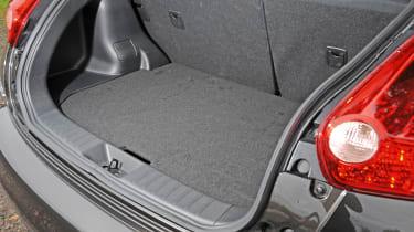Nissan Juke Acenta Premium boot