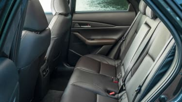Mazda CX-30 - rear seats