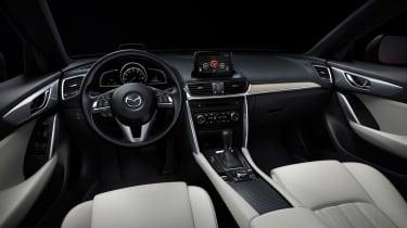 Mazda CX-4 cabin