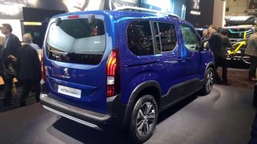 Peugeot Rifter - rear
