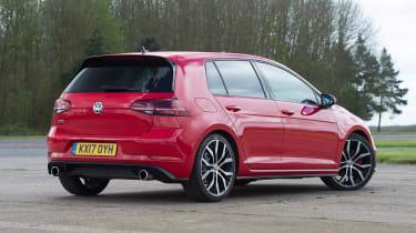 VW Golf GTI - rear