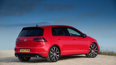 Volkswagen Golf GTI Performance Pack - rear static
