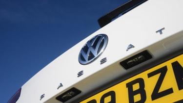 Volkswagen Passat GTE Estate - rear detail
