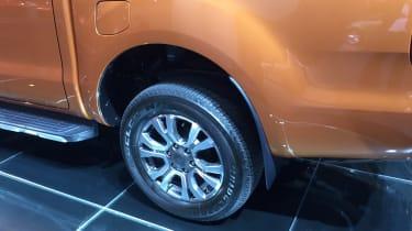 2015 Ford Ranger at Frankfurt wheel