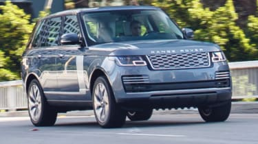 New Range Rover PHEV 2017 review - header