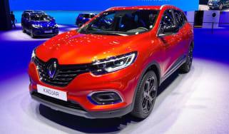 Renault Kadjar - Paris front