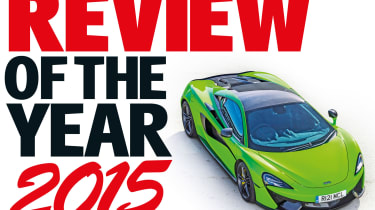 Review of the Year 2015