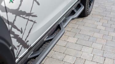 Isuzu D-Max XTR - step plate