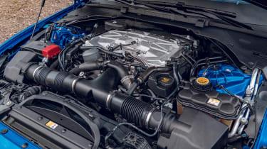 Jaguar XE Project 8 - engine