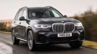 BMW X7 - front