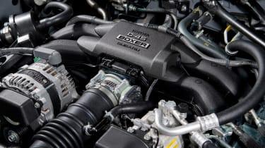 Subaru BRZ - engine