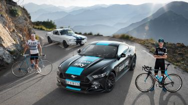 Ford Mustang - Team Sky