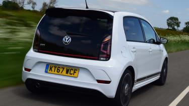 Volkswagen up! GTI rear