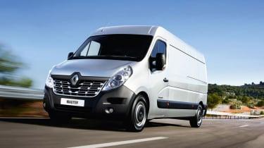 Renault Master van reveal