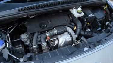 Used Peugeot 3008 - engine