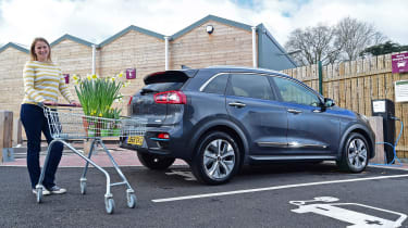 Kia e-Niro long termer - first report header