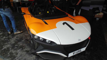 VUHL 05RR - front Goodwood