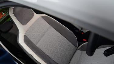 Volkswagen up! - front seat