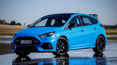 Ford Focus RS Edition - front static
