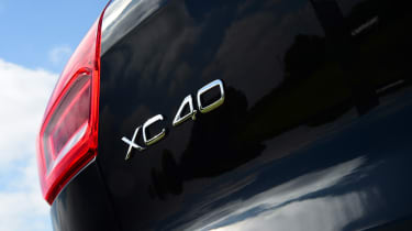 Volvo XC40 T3 - badge