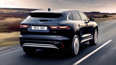 Jaguar F-Pace PHEV - rear