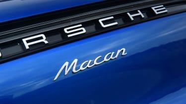 Porsche Macan -
