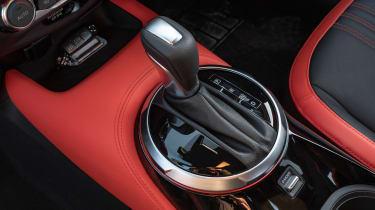 Nissan Juke - transmission