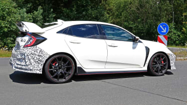 Honda Civic Type R facelift - 7